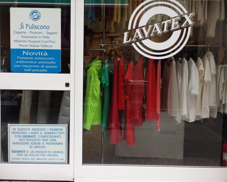 Il negozio di Rapallo
